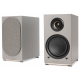 Triangle AIO Twin Gris Lin - Paire d'enceintes connectées WiFi, Bluetooth et AirPlay