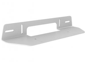 Sonos Beam - Cavus - Support mural Blanc - du sur mesure pour votre barre de son Sonos Beam