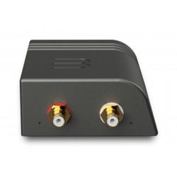 Wattson Emerson Analog - Lecteur réseau HiFi avec DAC intégré  24 bits / 384 kHz et DSD64