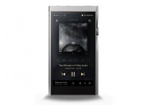 Astell & Kern A&Futura SE180 - Baladeur audiophile haute définition, fonction DAC USB, lecteur réseau intégré