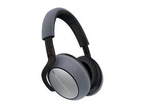 Bowers & Wilkins PX7 Silver - Casque HiFi avec réception sans fil Bluetooth HD et réduction de bruit adaptive