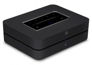 Bluesound POWERNODE avec HDMI eARC Noir : ampli HiFi connecté WiFi, AirPlay 2, Bluetooth, lecteur réseau HD et multiroom