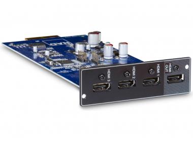 NAD MCD HDM-2 - carte additionnelle entrées/sortie HDMI pour ampli HiFi NAD compatible