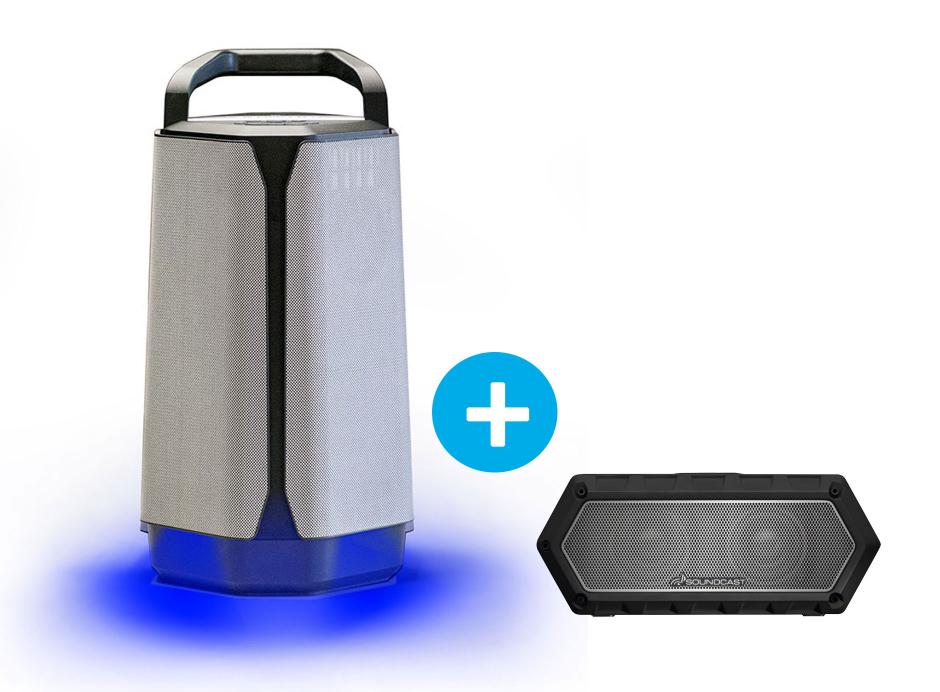 1 Soundcast VG7SE achetée = 1 Soundcast VG1 offerte !