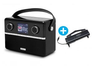 Batterie offerte Promotion Poste de radio Roberts Stream 94i  WiFi, DAB, DAB+ et FM Bluetooth compatible Spotify