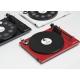 Pro-Ject Essential III Phono Rouge - La platine est disponible en 3 coloris