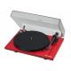 Pro-Ject Essential III Digital Rouge - Elle est livrée avec plusieurs accessoires dont un capot de protection