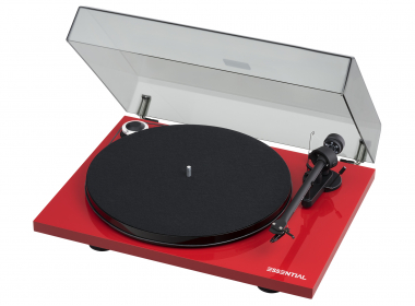 Pro-Ject Essential III Bluetooth Rouge