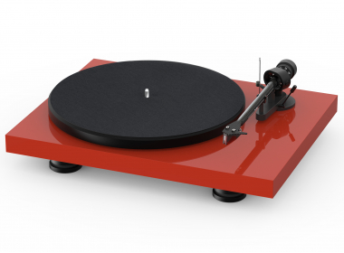 Pro-Ject Platine Debut Carbon EVO Rouge