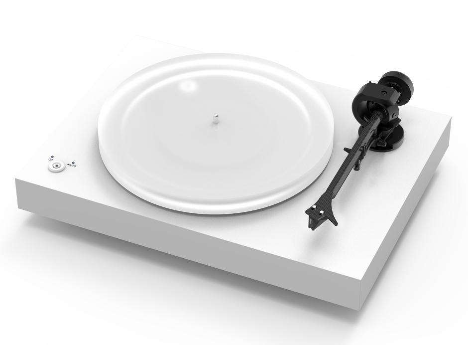 Pro-Ject X2 - Platine vinyle HiFi à cellule Ortofon 2M Silver