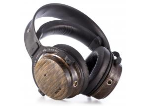 Kennerton Rögnir Bog Oak - Un casque HiFi de fabrication artisanale