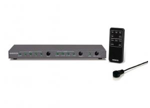 Marmitek Connect 621 UHD 2.0 - Switch HDMI pour connecter 4 périphériques HDMI à votre téléviseur