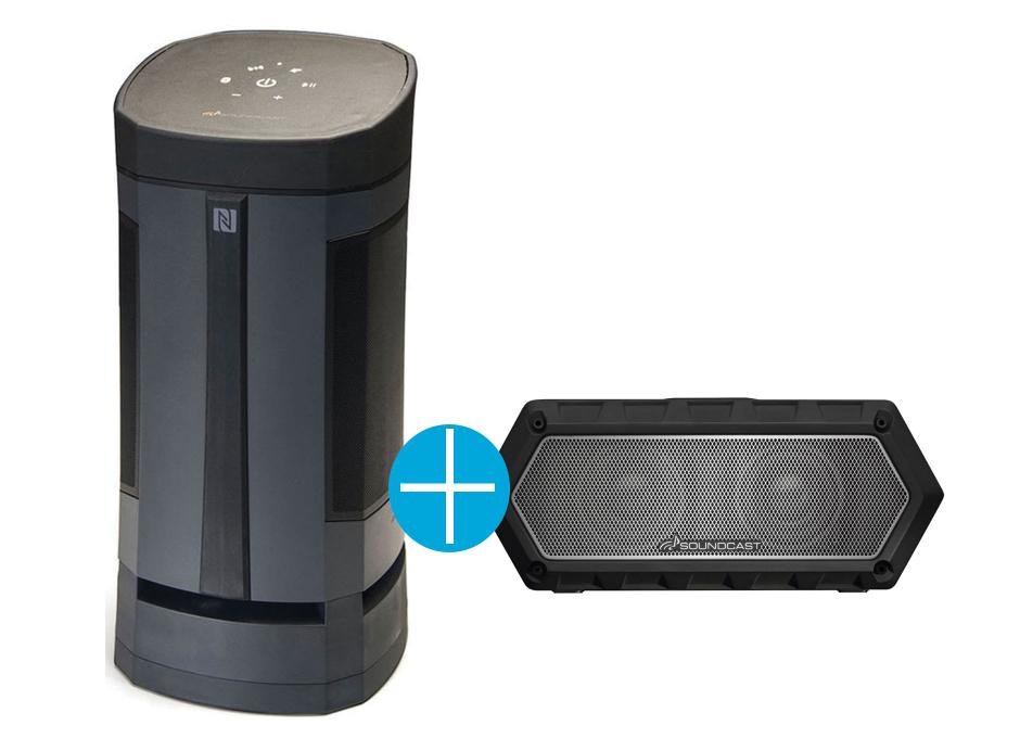 1 Soundcast VG5 achetée = 1 Soundcast VG1 offerte !