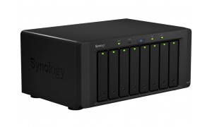 Synology - SqueezeNAS 8D