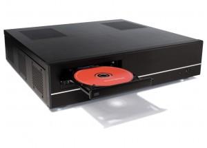 Serveur de copie CD pour lecteur réseau HiFi : Bluesound, Denon HEOS, Electrocompaniet, Sonos et UPnP / DLNA