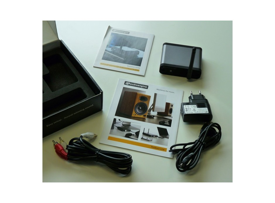 r cepteur bluetooth aptx pour cha ne hifi avec dac int gr 24 bits 96 khz. Black Bedroom Furniture Sets. Home Design Ideas