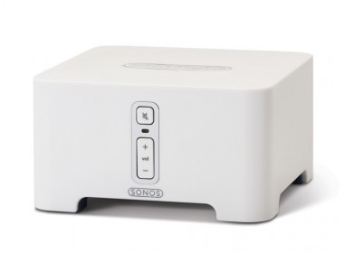 Sonos Connect Amp - Lecteur réseau musical WiFi ou filaire pour chaîne HiFi