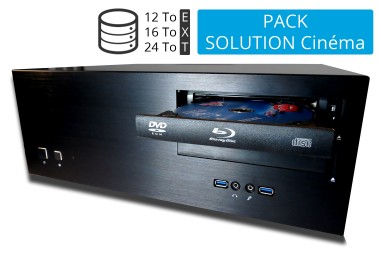 Riplay Media Server EXT 4D + lecteur Dune