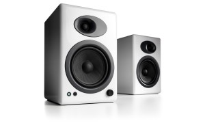 Audioengine A5+ Blanc