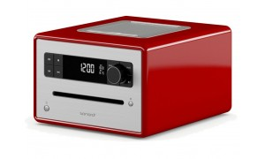 Sonoro CD Rouge