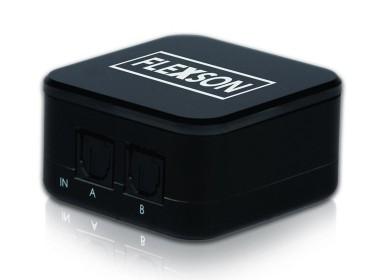 Sonos Playbar - Flexson - Commutateur digital à 2 entrées