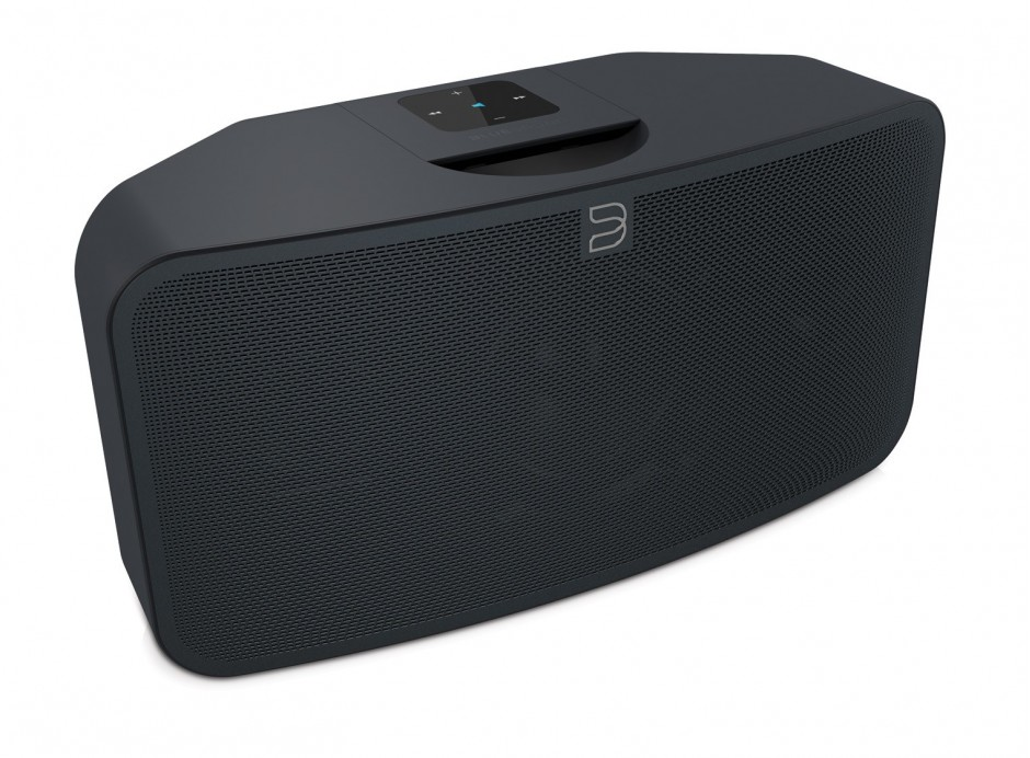 Enceinte sans fil WiFi compatible AirPlay 2 Bluesound PULSE 2i