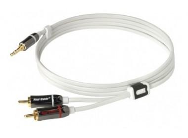 Real Cable iPlug J35M2M 3m Mini-jack / RCA