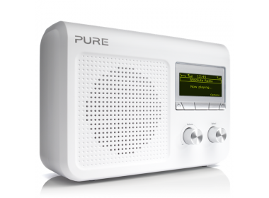 Pure One Flow - Poste radio web triple réception WiFi, FM et RNT