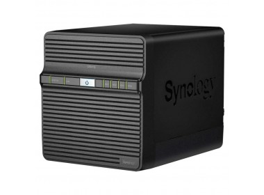 Synology - SqueezeNAS 4D-420J