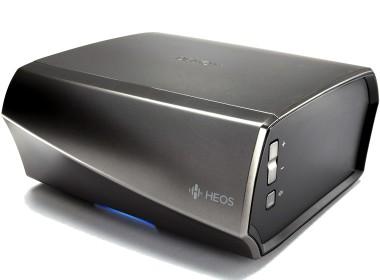 Denon HEOS Link HS2 - Lecteur réseau musical WiFi, Bluetooth ou Ethernet pour chaîne HiFi 24 bits / 96 kHz