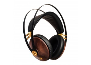 Casque audiophile Meze 99 Classics Noyer & Gold