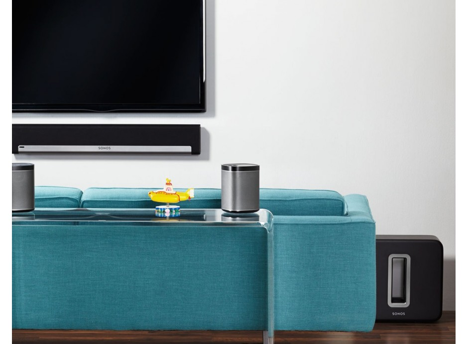 home cin ma sans fil 5 1 wifi ou r seau. Black Bedroom Furniture Sets. Home Design Ideas