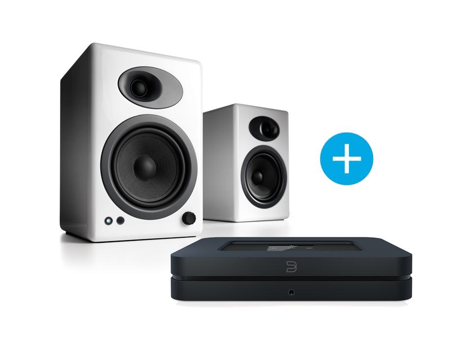 chaine hifi connect e audio hd 24 192. Black Bedroom Furniture Sets. Home Design Ideas