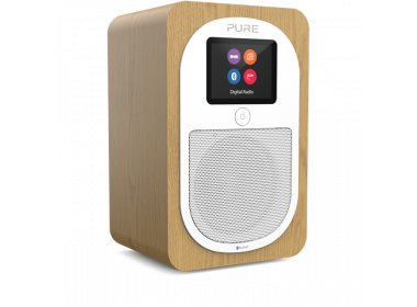 Pure Evoke H3 : Poste de radio FM, DAB/DAB+ et Bluetooth avec batterie en option