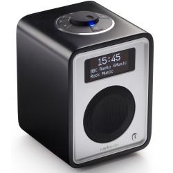 Ruark Audio R1 MKIII Noir : un poste de radio numérique FM / DAB / Bluetooth compacte et puissant