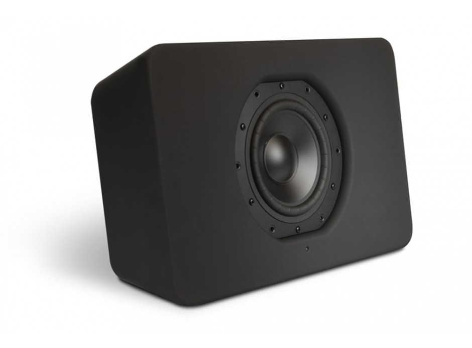 Bluesound PULSE SUB : Caisson de basses  pour la barre de son Bluesound PULSE SOUNDBAR