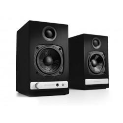 Audioengine HD3 Noir - Enceintes actives avec amplificateur de puissance intégré 2 x 15 Watts.