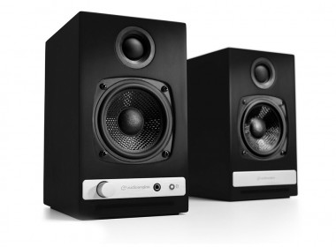 Audioengine HD3 Wireless Noir satiné