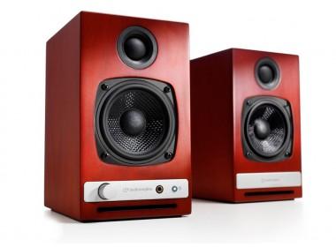 Audioengine HD3 Wireless Cerisier