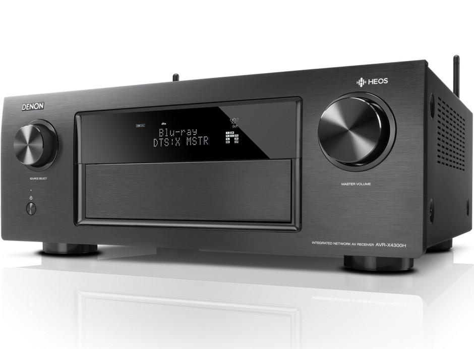 denon avr x4300h ampli tuner audio vid o r seau. Black Bedroom Furniture Sets. Home Design Ideas