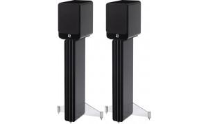 Pieds Q Acoustics Concept 20 Noir (la paire)