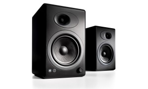 Audioengine A5+ Noir