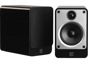 Q Acoustics Concept 20 enceintes audiophiles format bibliothèque