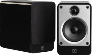 Q Acoustics Concept 20 noir (la paire)