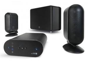 Q Acoustics Media 7000 2.1