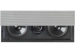 Q Acoustics QiLCR65RP Performance - Enceinte encastrable pour voie centrale home cinéma