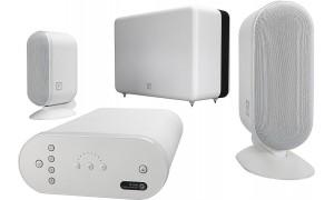 Q Acoustics Media 7000 2.1 Blanc