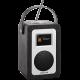 ArtSound R4 Noir - Poste de radio triple tuner Internet / DAB /FM