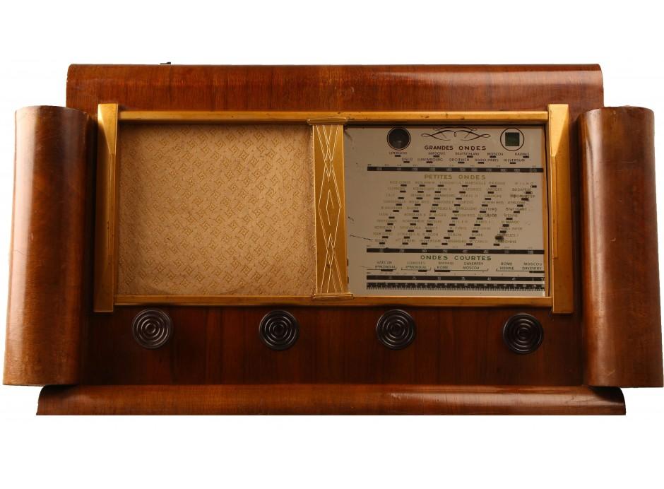 poste de radio bluetooth vintage. Black Bedroom Furniture Sets. Home Design Ideas