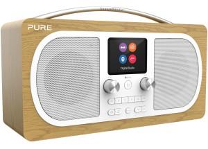 Pure Evoke H6 : radio Bluetooth, FM et DAB/DAB+